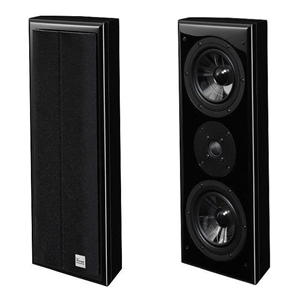 Vienna Acoustics Waltz Grand Slim Speakers Piono Black
