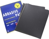 100 x Sheets Abrasive Paper Water Proof Silicon Carbon Grit 400 Sheet Size;