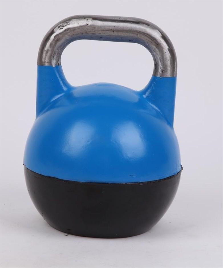 Adjustable 32KG Kettlebell Weight Set Home Gym