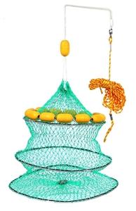 Fishing Trap 400mm x 500mm c/w Floats an