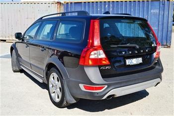 2010 Volvo XC70 D5 MY11 Geartronic 4wd 2 4ltr Twin Turbo Diesel, 150463