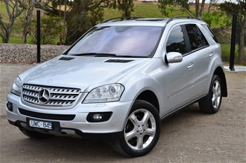2007 mercedes benz ml320 cdi sports package auto 4x4 for 2007 mercedes benz ml320 cdi