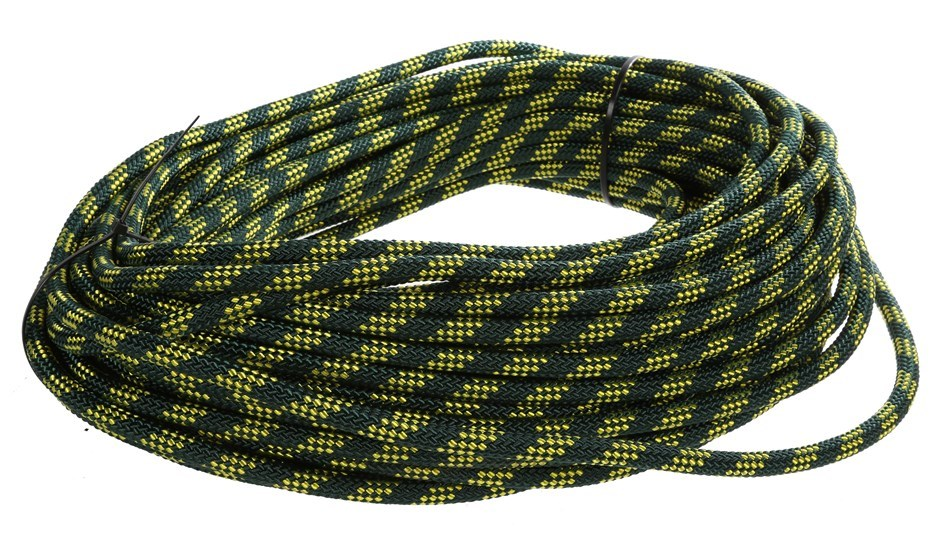 40M Roll x 11mm Static Kernmantle Access & Descender Rope Complies To Austr
