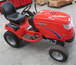 Simplicity Conquest Ride On Lawn Tractor, Model: 2690790, 4WD,