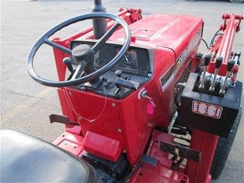 Shibaura SD1840 Tractor