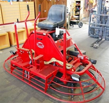 Somero Laser Controlled Self Propelled Concrete Screed