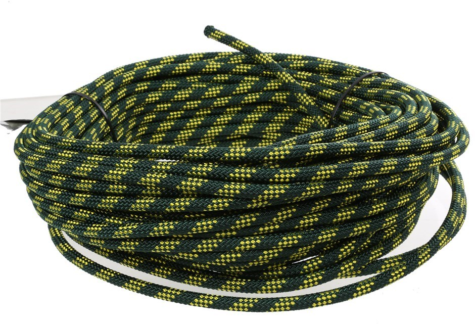 50M Roll x 11mm Static Kernmantle Access & Descender Rope Complies To Austr