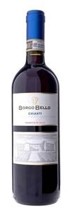 Borgo Bello Chianti DOCG 2017 (6 x 750mL